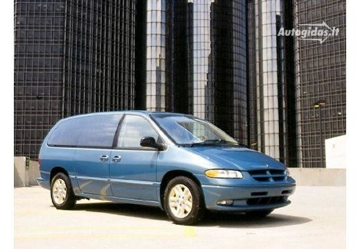 Chrysler Town & Country 1999-2001