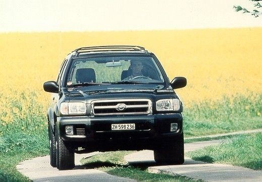 Nissan Pathfinder 2000-2004