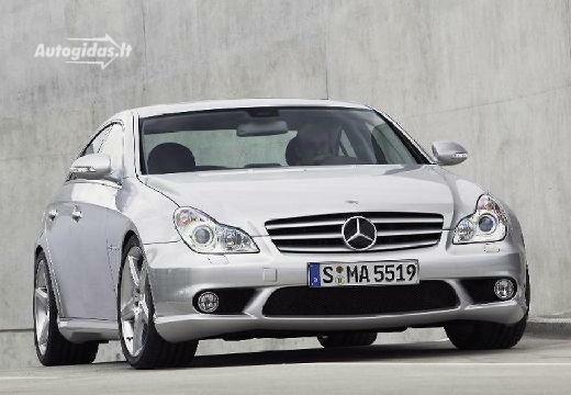 Mercedes-Benz CLS 55 AMG 2005-2006
