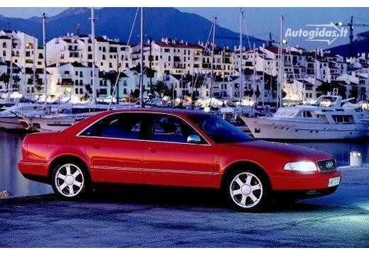 Audi A8 1999-2002