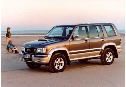 Opel Monterey 1998-1999