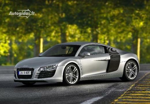 Audi R8 2009-2010