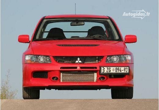 Mitsubishi Lancer 2006-2007