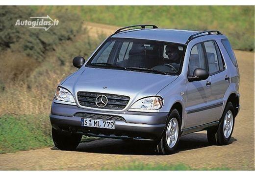 Mercedes-Benz ML 430 1999-2001