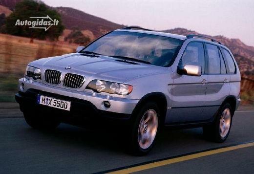 BMW X5 2000-2003
