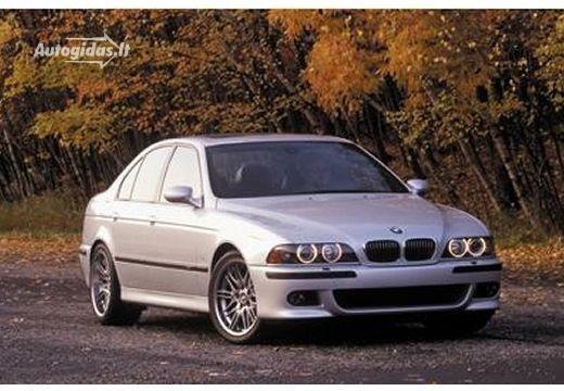 BMW M5 2000-2003