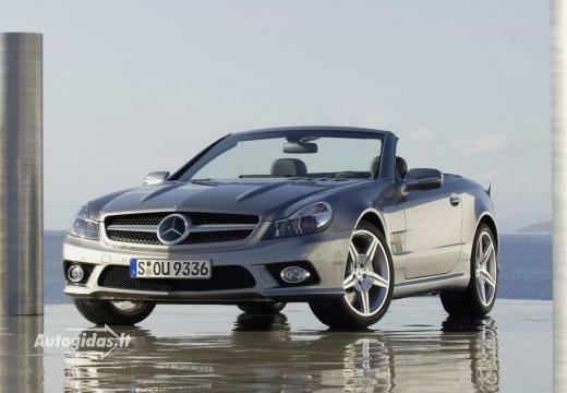 Mercedes-Benz SL 600 2008-2010