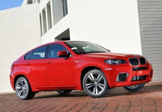 BMW X6M 2009-2014