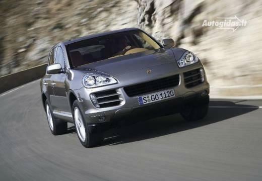 Porsche Cayenne 2009-2010