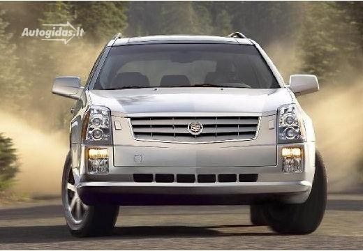 Cadillac SRX 2005-2010