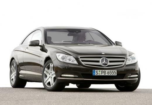 Mercedes-Benz CL 600 2011