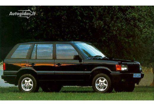 Land-Rover Range Rover 1997-2002