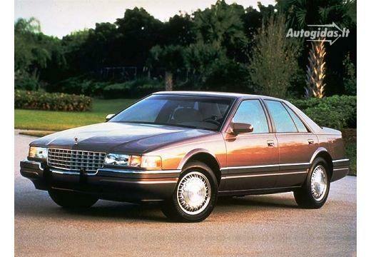Cadillac Seville 1992-1993