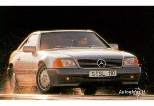 Mercedes-Benz SL 500 1993-1995