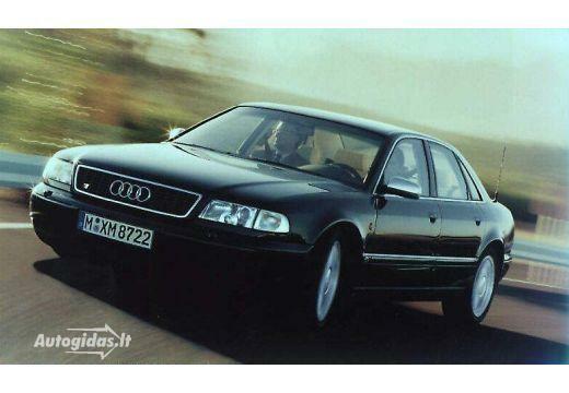Audi A8 1996-1998