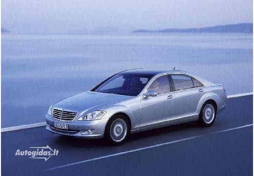 Mercedes-Benz S 600 2006-2009