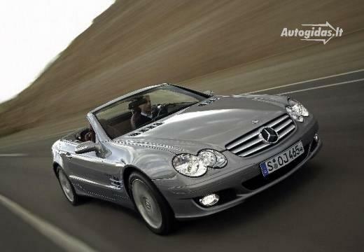 Mercedes-Benz SL 600 2006-2008