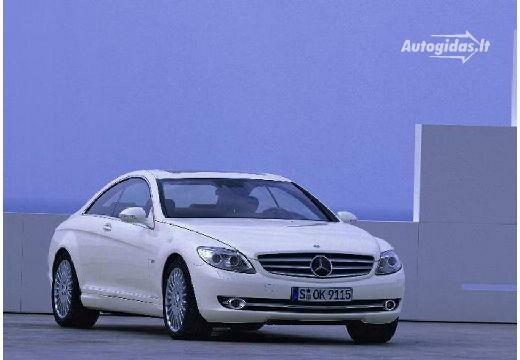 Mercedes-Benz CL 600 2006-2010