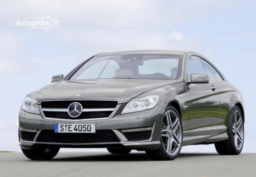 Mercedes-Benz CL 65 AMG 2010