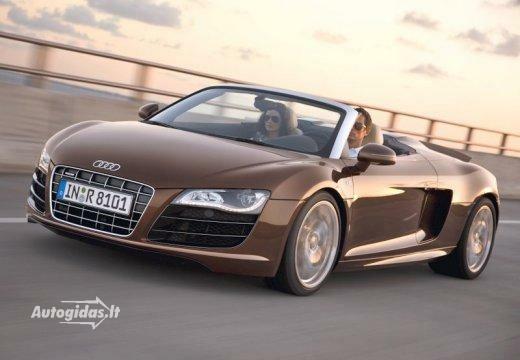 Audi R8 2010-2012