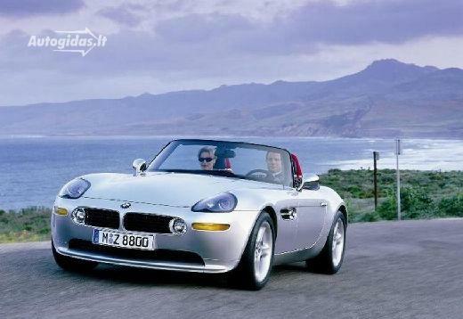 BMW Z8 2000-2003