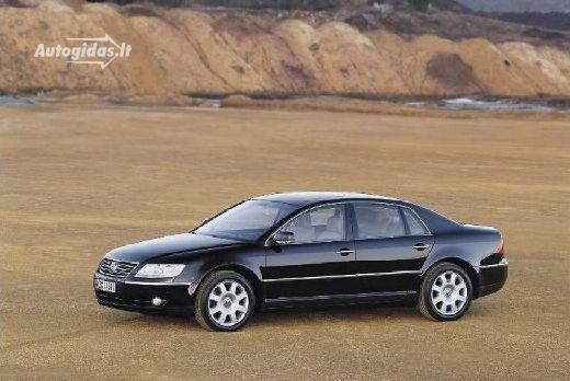 Volkswagen Phaeton 2007-2008