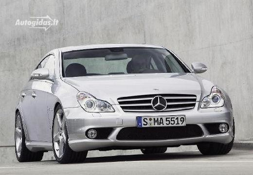 Mercedes-Benz CLS 63 AMG 2008-2010