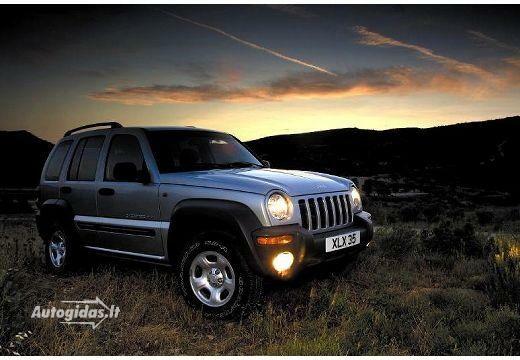 Jeep Cherokee 2001-2002