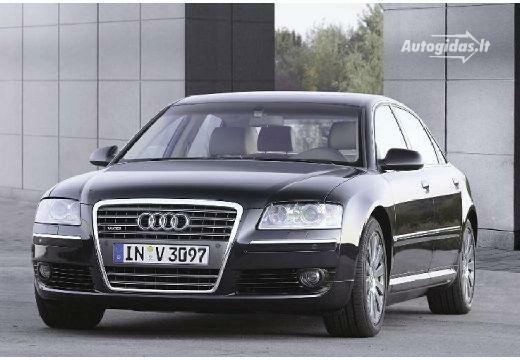 Audi A8 2004-2007