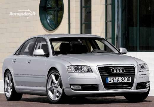 Audi A8 2007-2010