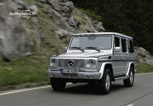 Mercedes-Benz G 500 2011