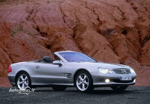 Mercedes-Benz SL 600 2003-2006