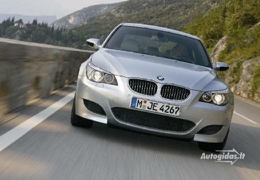 BMW M5 2005-2007