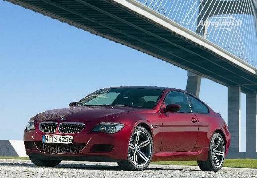 BMW M6 2005-2007