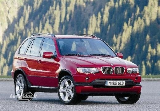 BMW X5 2001-2003