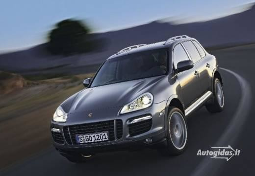 Porsche Cayenne 2007-2010