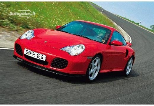 Porsche 911 2000-2005