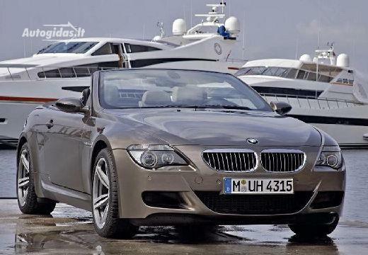 BMW M6 2007-2007