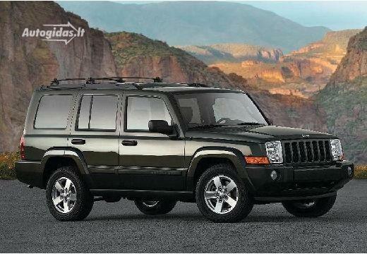 Jeep Commander 2006-2007