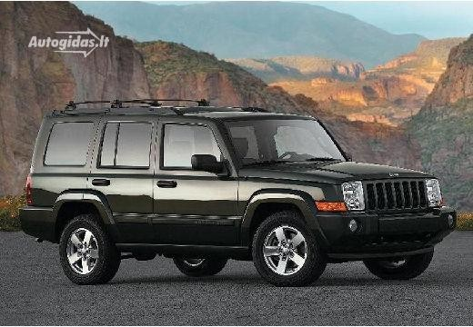 Jeep Commander 2006-2009