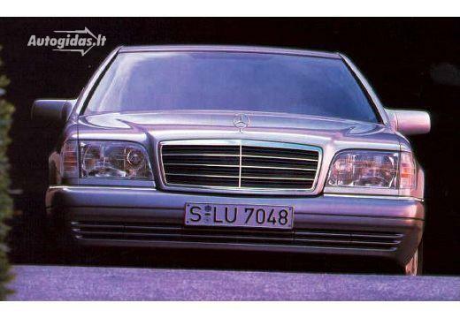 Mercedes-Benz S 500 1993-1994