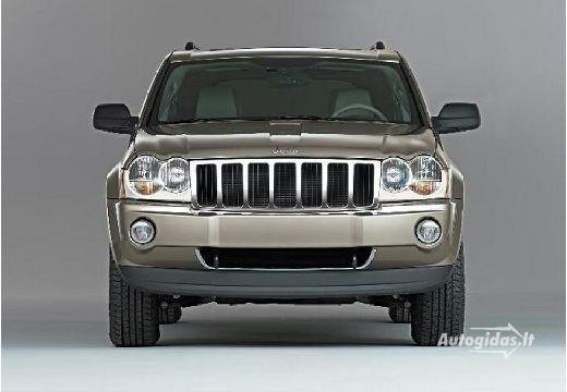 Jeep Grand Cherokee 2005-2007