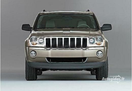 Jeep Grand Cherokee 2006-2007