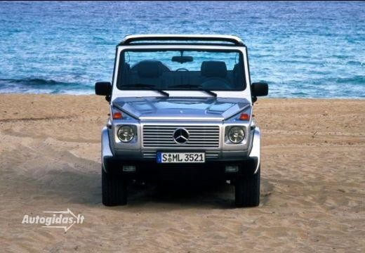 Mercedes-Benz G 320 1998-2006