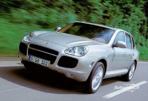 Porsche Cayenne 2006-2007