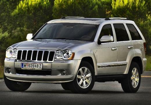 Jeep Grand Cherokee 2007-2009