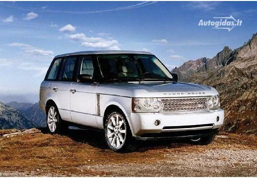 Land Rover Range Rover 2006-2008