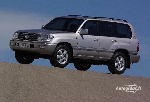 Toyota Land Cruiser 2002-2007