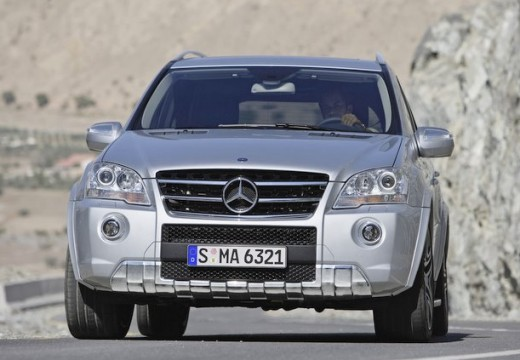 Mercedes-Benz ML 63 AMG 2008-2011