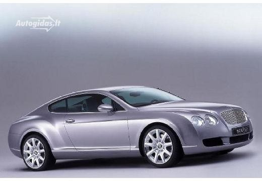 Bentley Continental 2007-2011